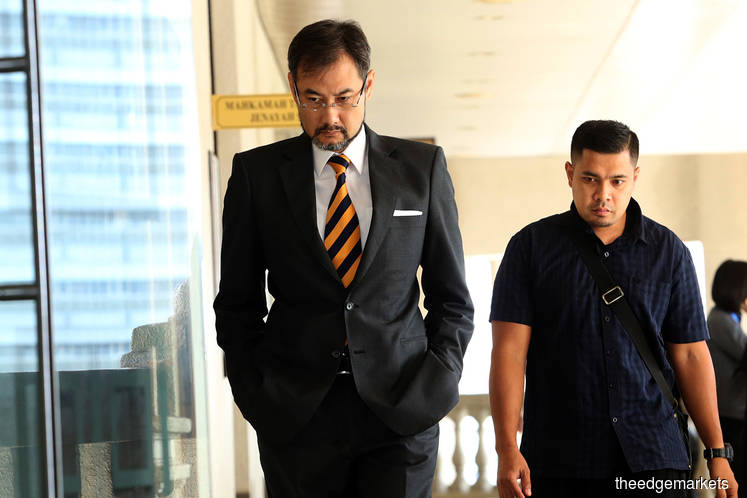 1MDB-Tanore Trial: CEO accepted 'face value' valuation on PSI assets