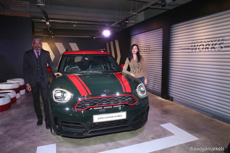BMW launches new MINI models, prices start from RM298,888