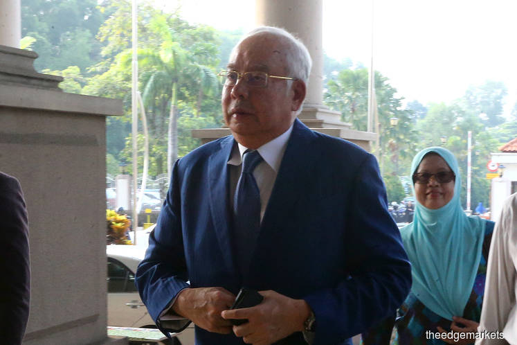 Najib's third trial expected to begin today