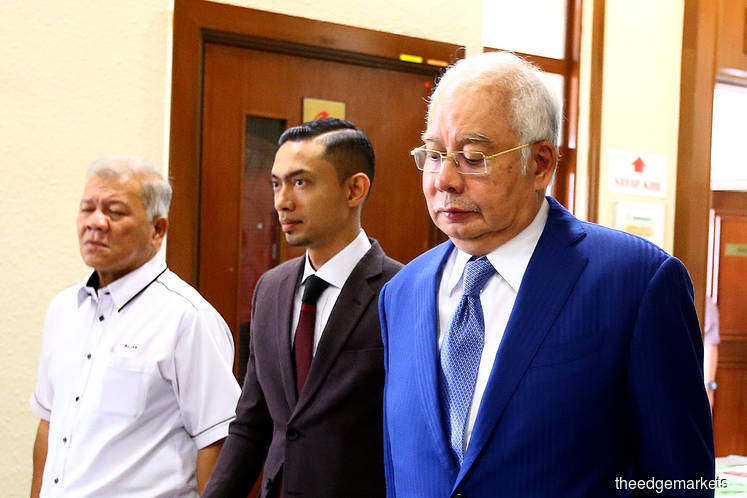 Najib's lawyers file application to defer 1MDB audit tampering trial