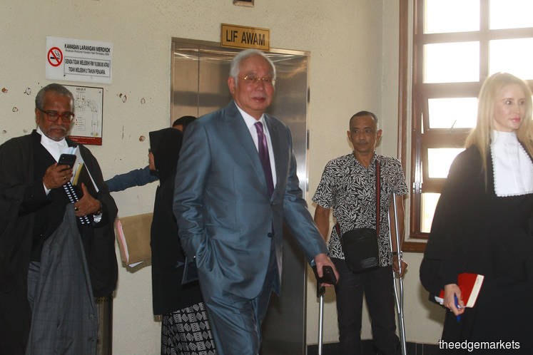 Prosecution objects to Najib's request for Justo's documents