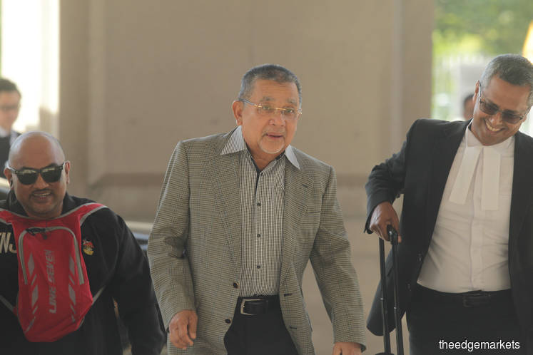Only Isa Samad received bribe of RM3 mil, court told