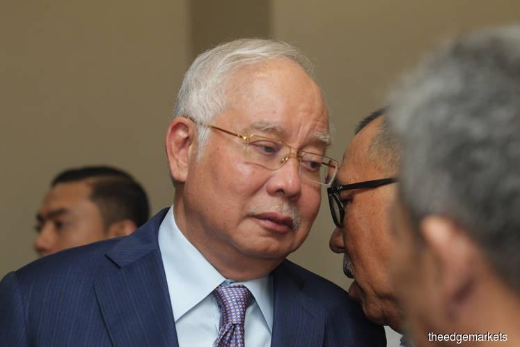 Najib seeks to intervene in ex-UTK officer Azilah's bid to set aside conviction in Altantuya case