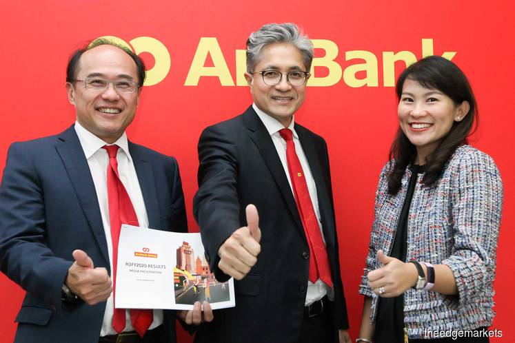 AmBank revises four KPIs for FY20