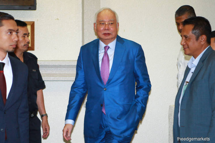 Agreement is no carte blanche says Najib
