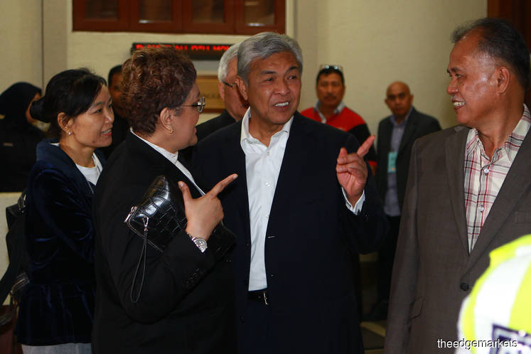 Zahid, wife owned 18 luxury vehicles — witness