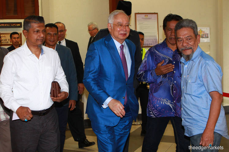 Najib denies knowing about SRC's RM3.95b loan application from KWAP