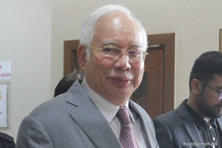 Najib says he never abused his public position with regard to two govt guarantees