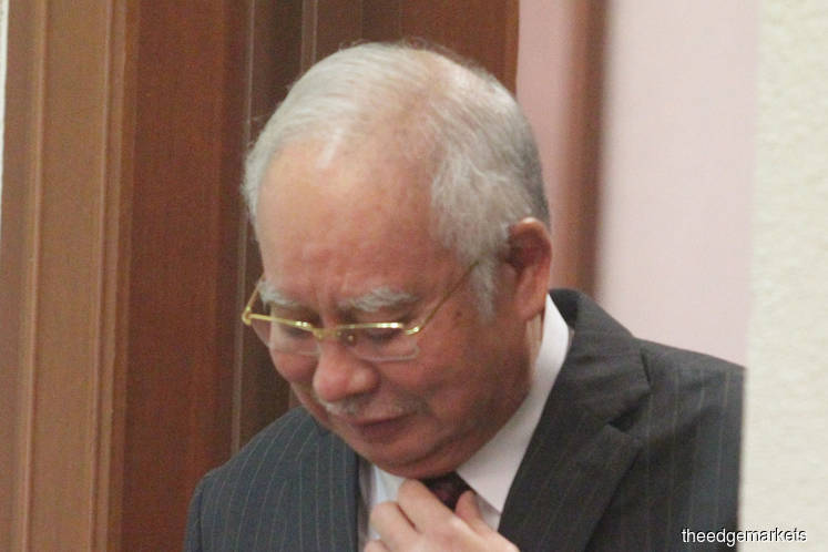 Najib insists its up to KWAP to give RM2b loan to SRC