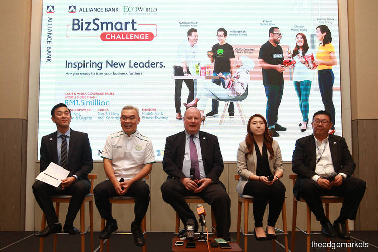Alliance Bank-EcoWorld BizSmart® Challenge returns, with over RM1.5m worth of prizes