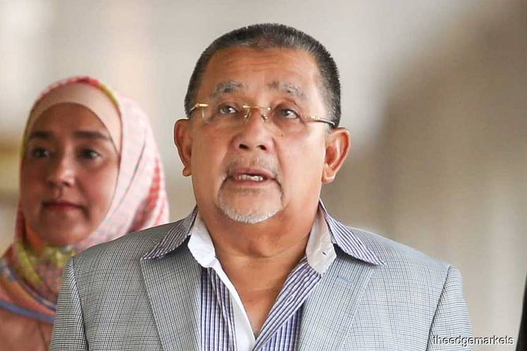 'Salam' from Isa Samad to Ikhwan is for funds — witness