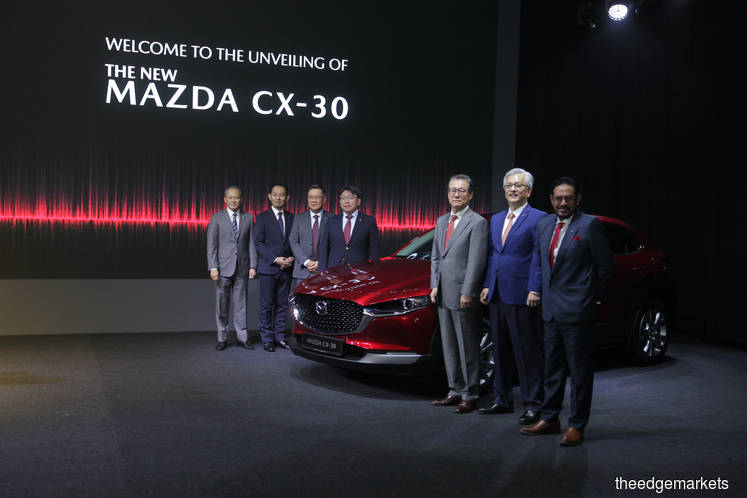 Bermaz launches Mazda CX-30
