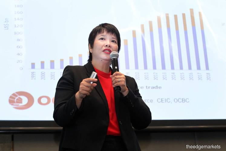 Malaysia's 2020 GDP target of 4.8% a challenge to achieve — OCBC