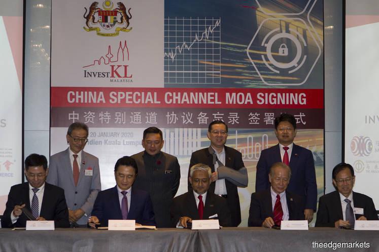 Malaysia-China bilateral trade hits record high in 2019