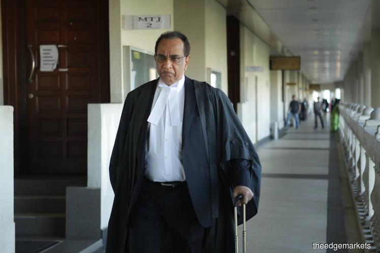 SRC Trial: Prosecution asks why defence didn't raise forgery concern earlier