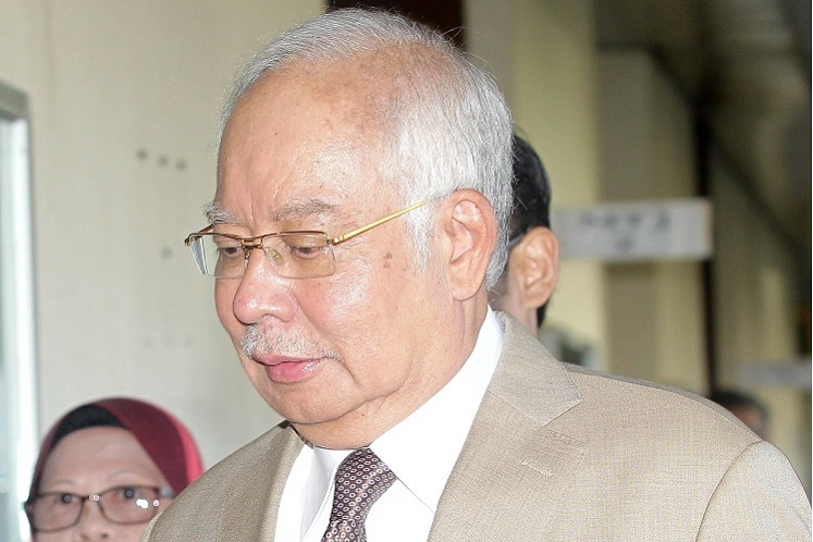 Najib claims he doesn't know he is main cause of PH govt's collapse