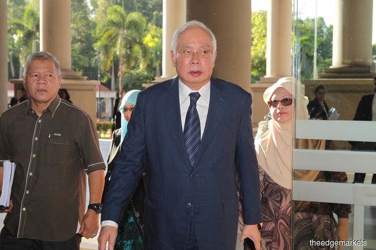 SRC Trial: Najib accused of writing cheque to fund a political news portal