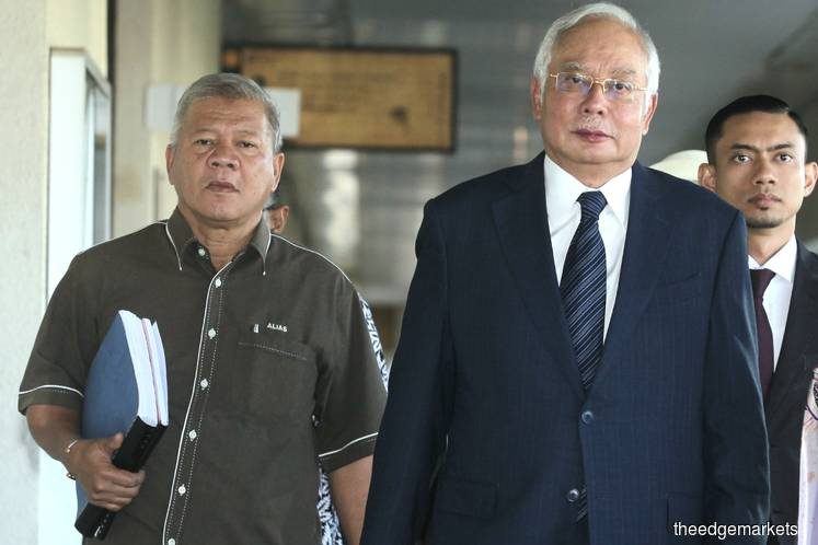 Najib: I thought I was spending Arab donation, not money from SRC