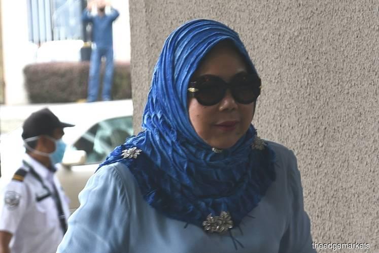 Tan Sri Dr Madinah Mohamed (Photo by Suhaimi Yusuf/The Edge)