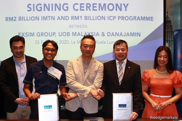 Exsim Launches Rm3b Sukuk Programmes To Refinance Borrowings And Buy Land The Edge Markets