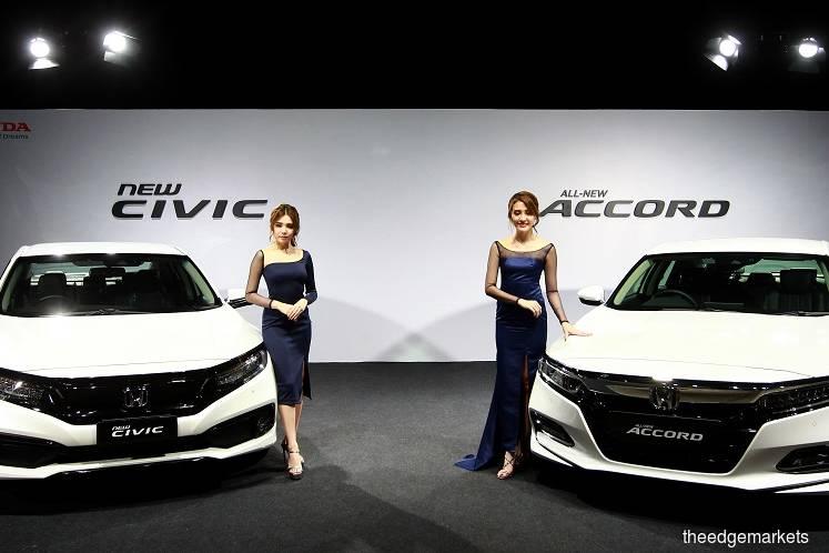 Honda Malaysia launches brand new Accord and Civic