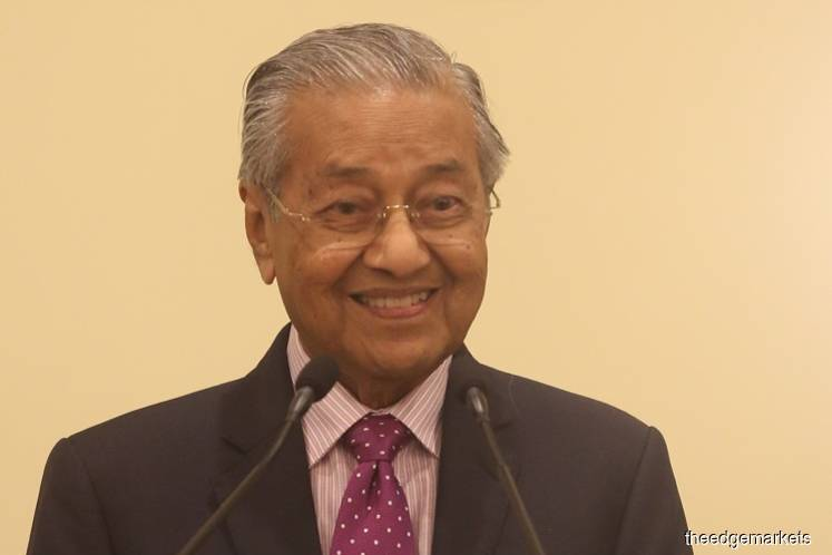 Dr M: Malaysia can tap RM2 trillion savings to further stimulate economy