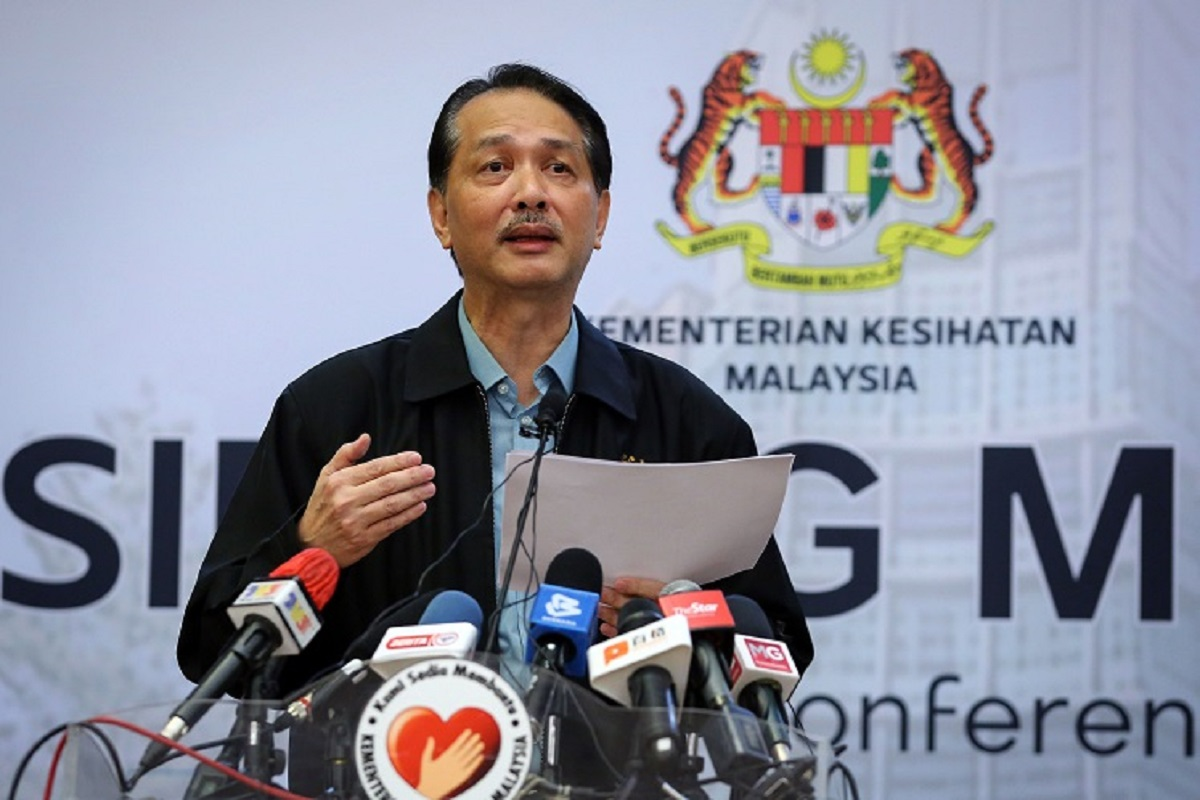 MoH did not instruct families who recently vacationed in Kubang Pasu to be tested for Covid-19