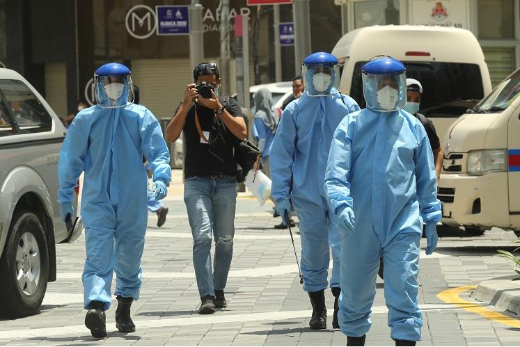 Covid-19: MoH reports five new cases, three involving Malaysians