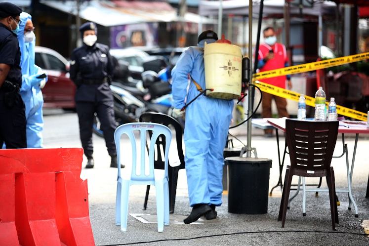 Covid-19: Red zone Rembau has no active cases, Health ...
