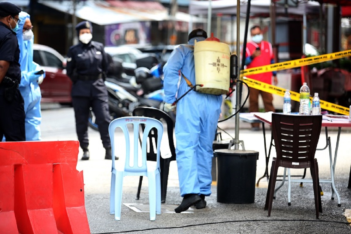 Malaysia records 15 new Covid-19 cases, nine from new Tawar cluster in Kedah