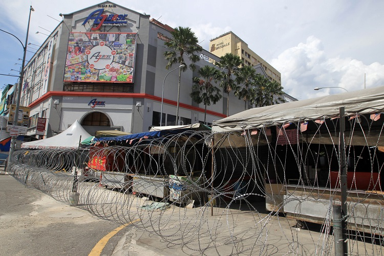 'SEMCO' coined as latest directive, with three places in KL placed under tighter restriction