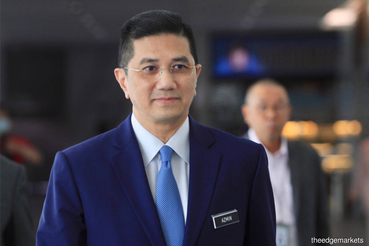 New investment policy will be tabled to Cabinet this week, says Azmin Ali