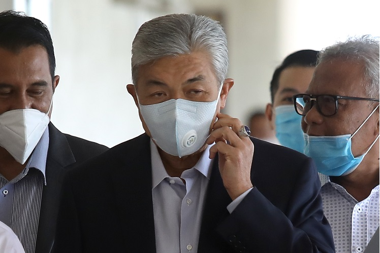 Ahmad Zahid withdraws appeal to challenge MACC and Anti-Money Laundering Acts