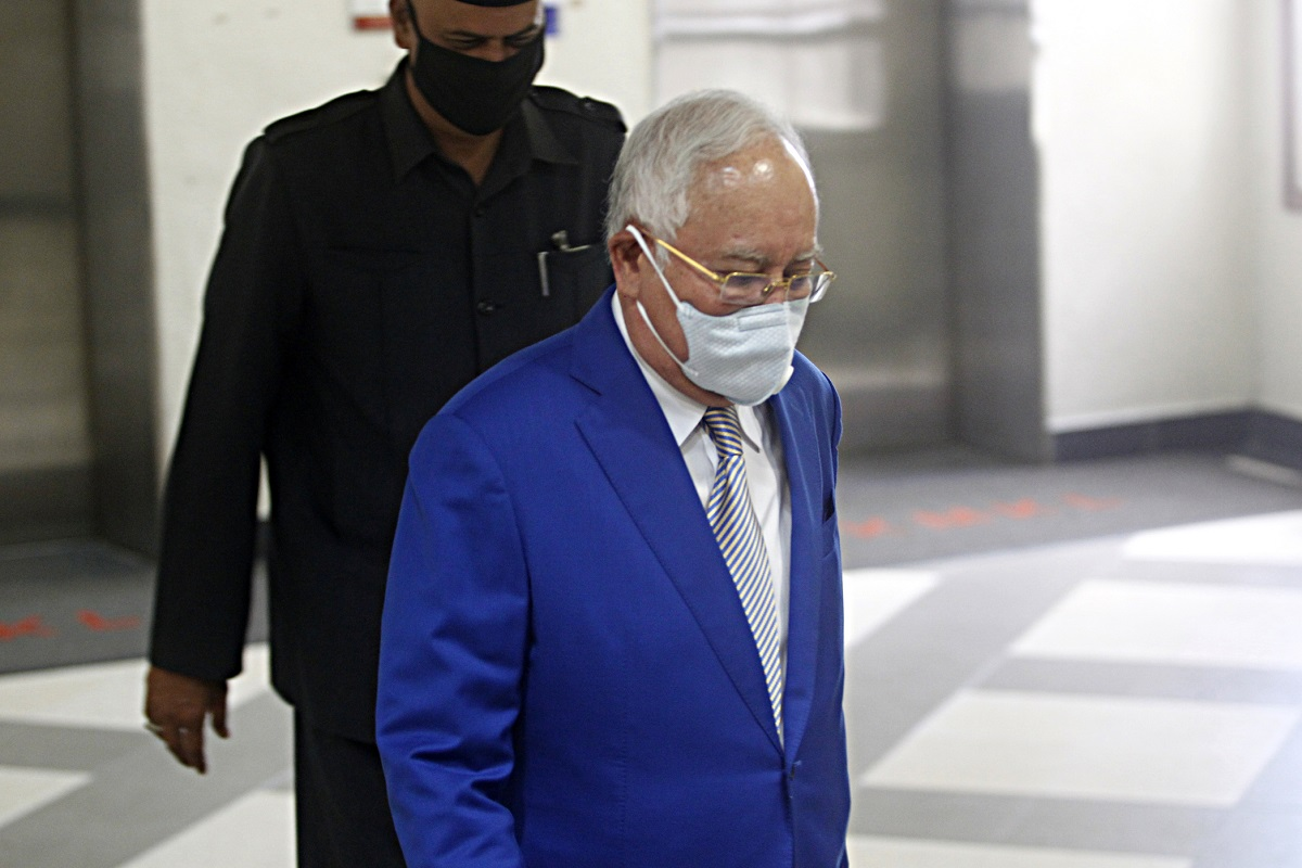 High Court rejects Najib's bid to strike out 1MDB audit tampering charge