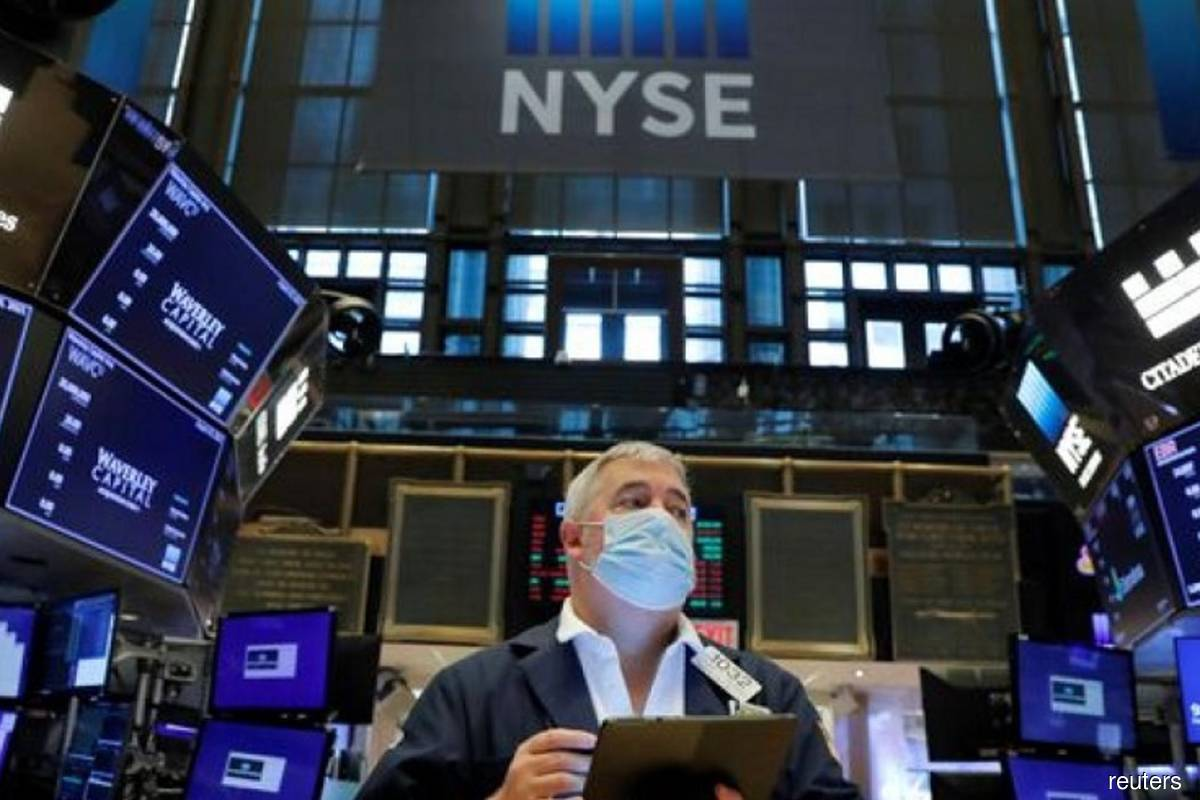 Wall Street drifts toward record closing highs in risk-on session