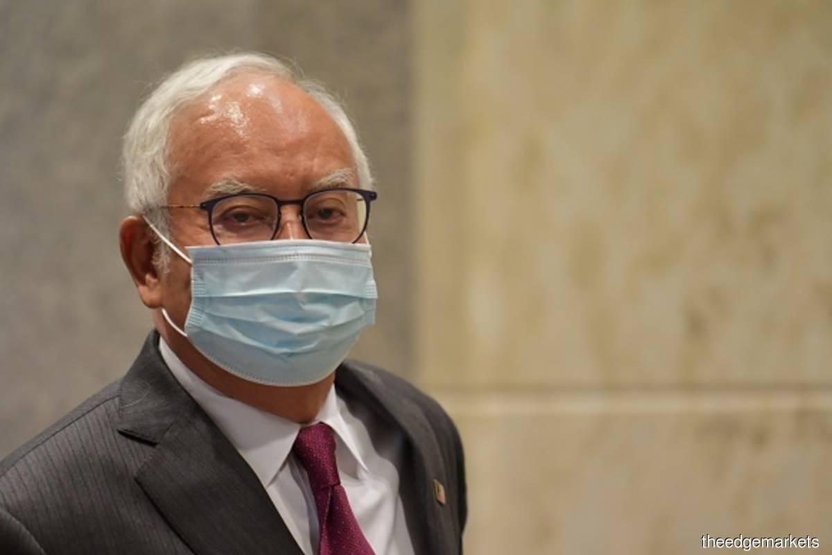 Datuk Seri Najib Tun Razak (Photo by Suhaimi Yusuf/The Edge filepix)