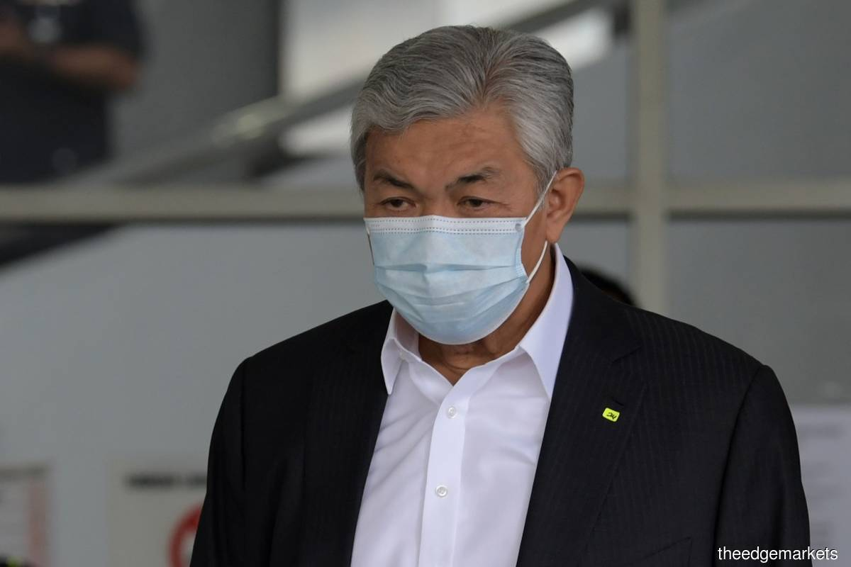 Evidence shows Ahmad Zahid received RM21.25m from several entities — prosecution
