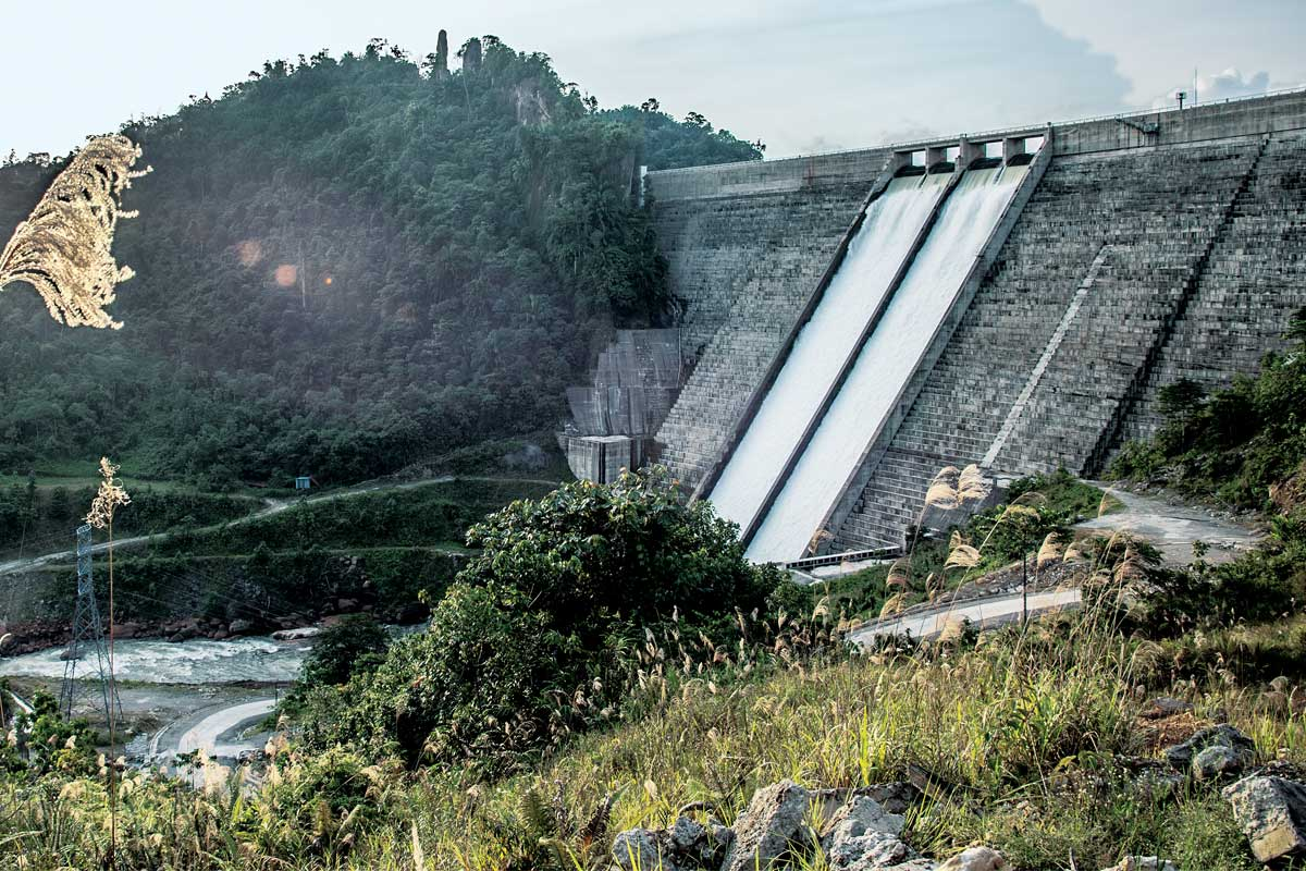 Murum Hydroelectric Plant