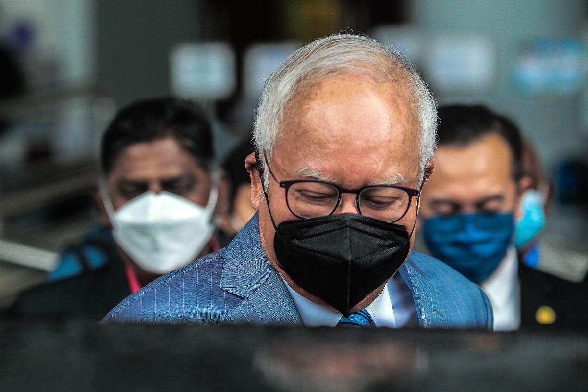 Datuk Seri Najib Tun Razak (Photo by Zahid Izzani Mohd Said/The Edge)