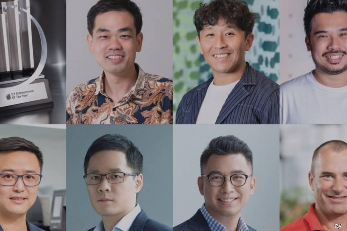 Seven leading entrepreneurs named winners of the EY Entrepreneur Of The Year 2021 Singapore awards