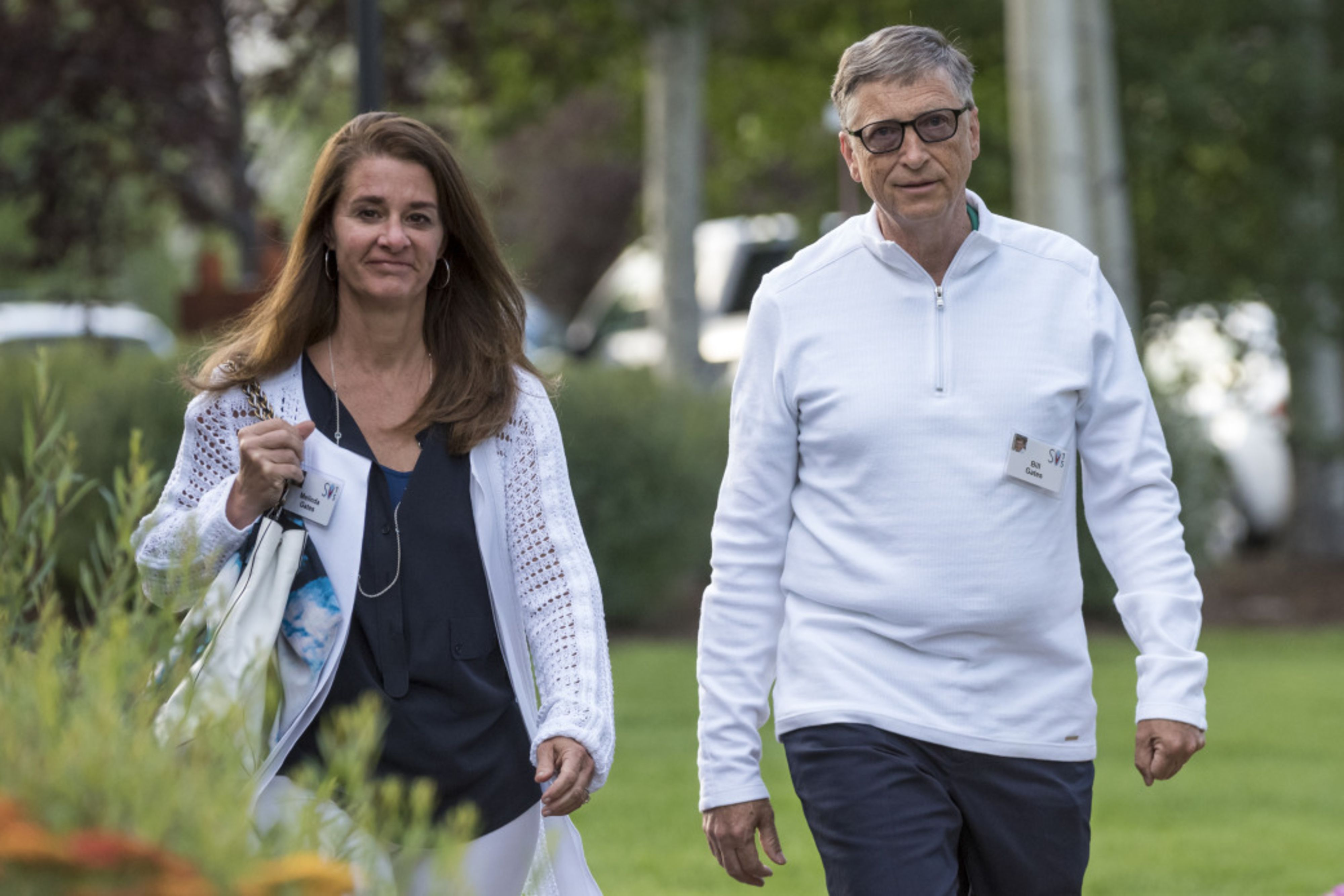 Bill and Melinda Gates to divorce with US$146b at stake