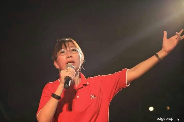 Teresa Kok dismisses report over FT ministership