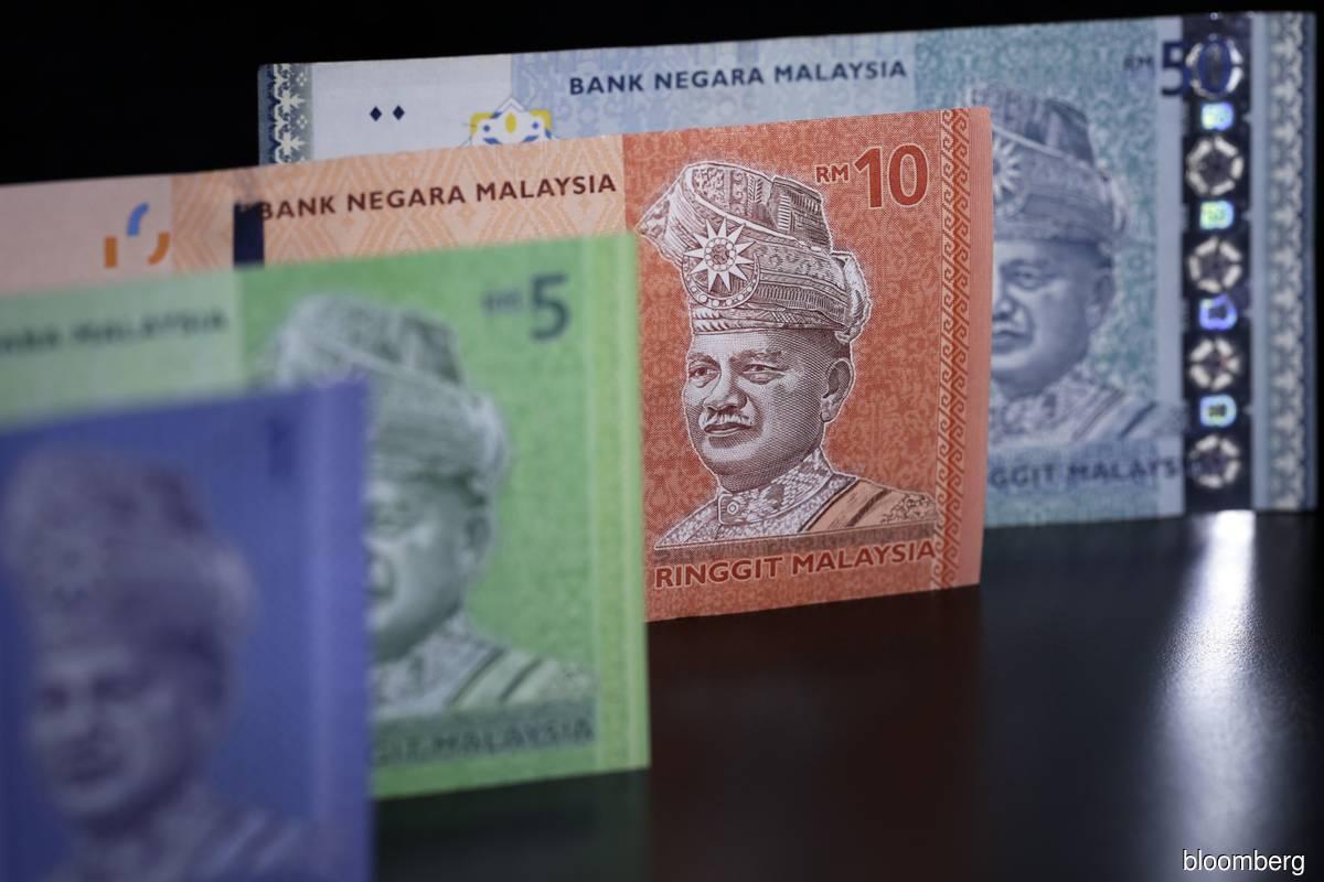 Ringgit ends marginally higher against US dollar