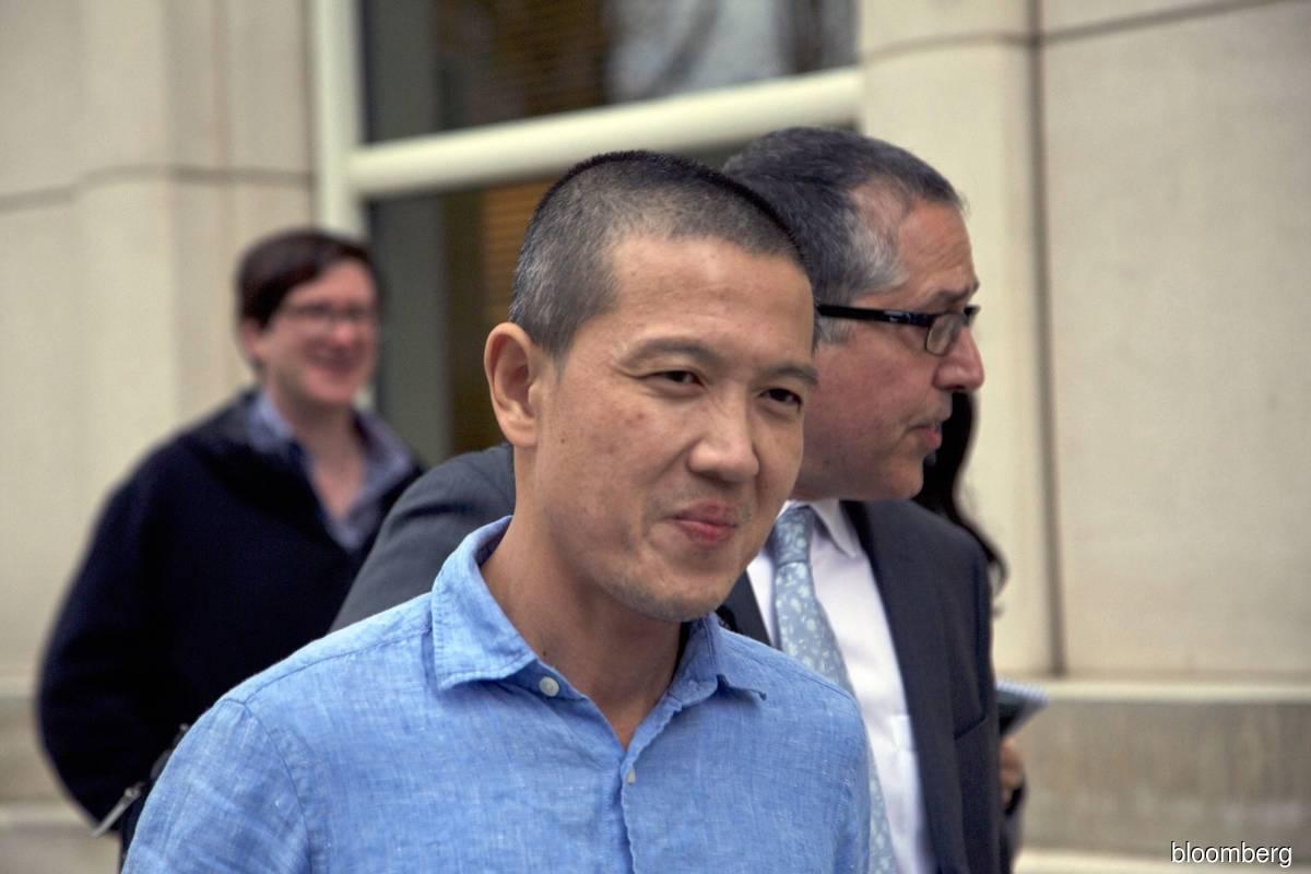 Former Goldman Sachs banker Roger Ng