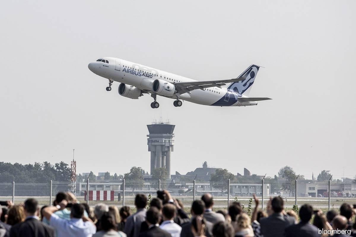 Airbus confident in A320 ramp-up despite aviation crisis
