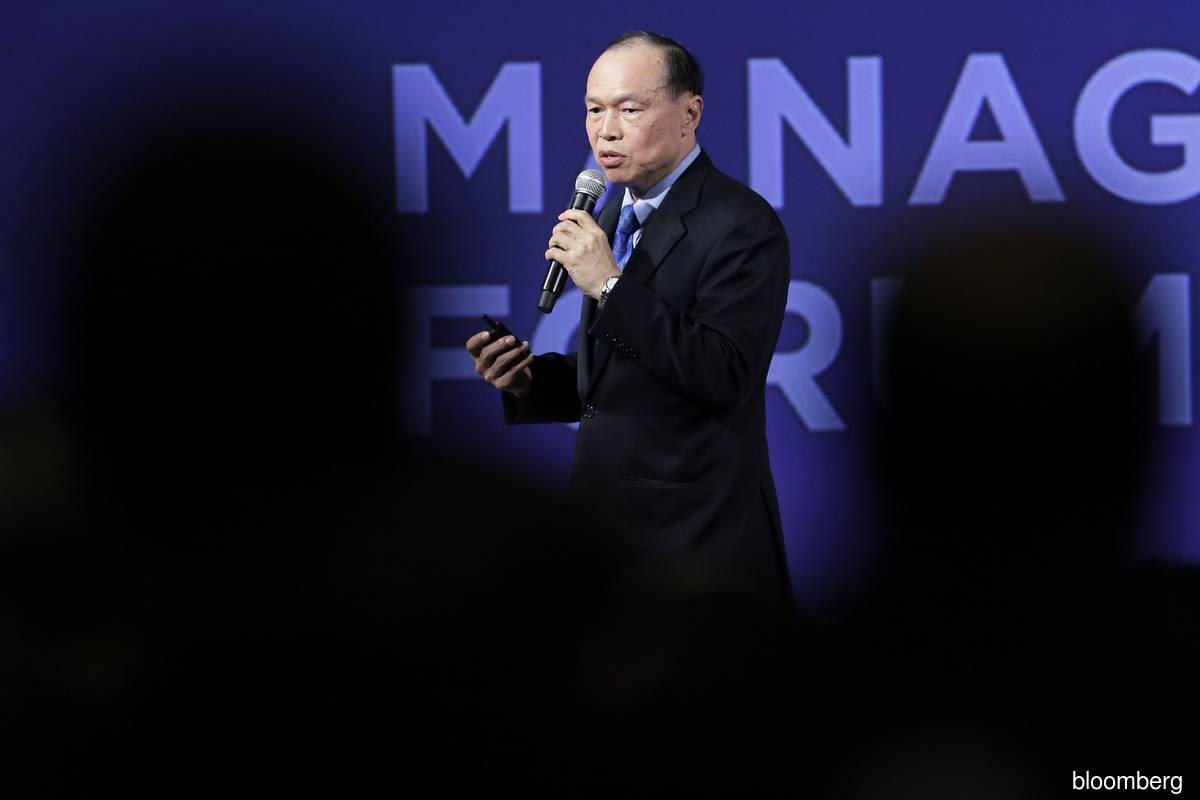 Top Glove founder and executive chairman Tan Sri Lim Wee Chai (Bloomberg filepix)