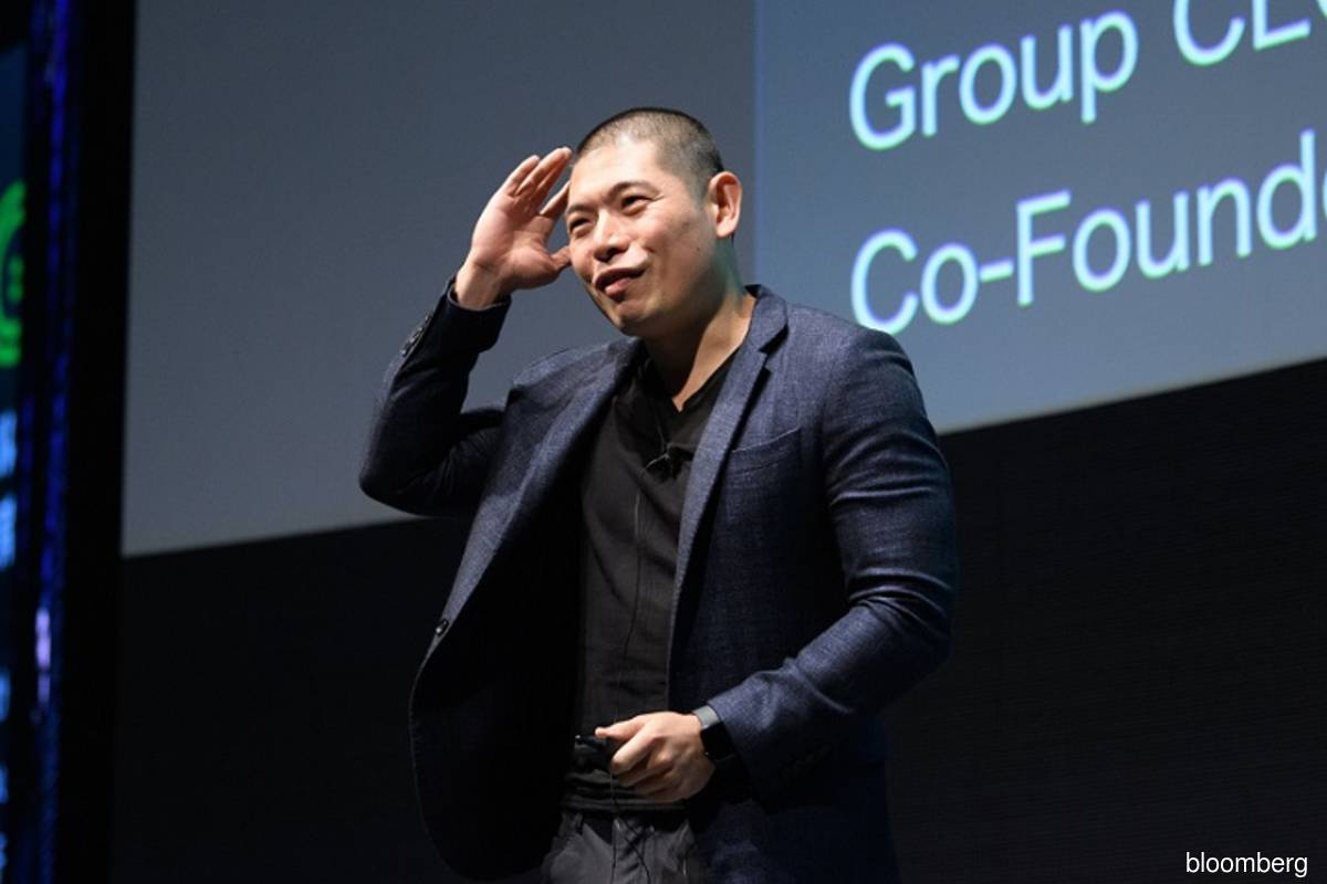 Anthony Tan (Photo by Bloomberg)