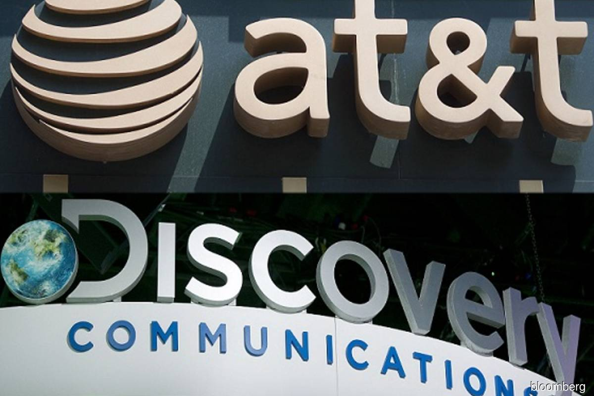AT&T, Discovery merge media assets to build entertainment giant