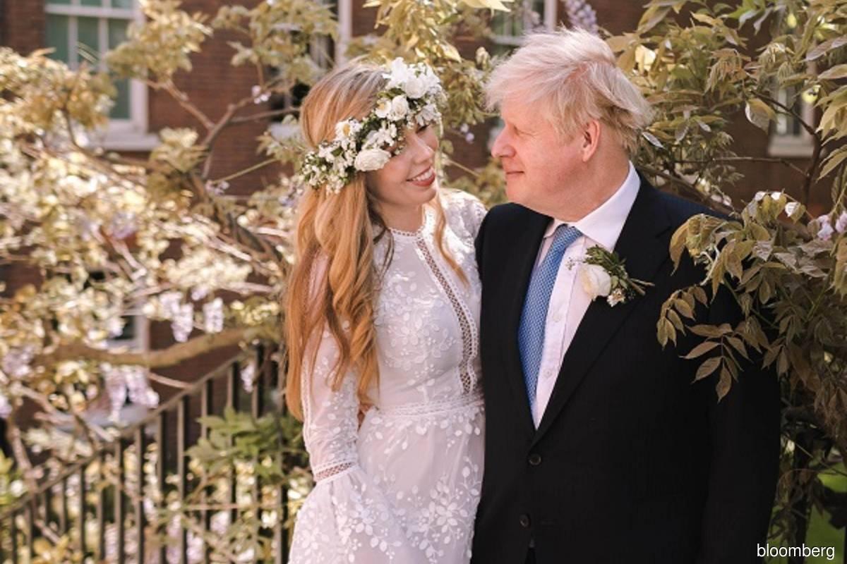 Boris Johnson marries fiancee in secret ceremony, reports say