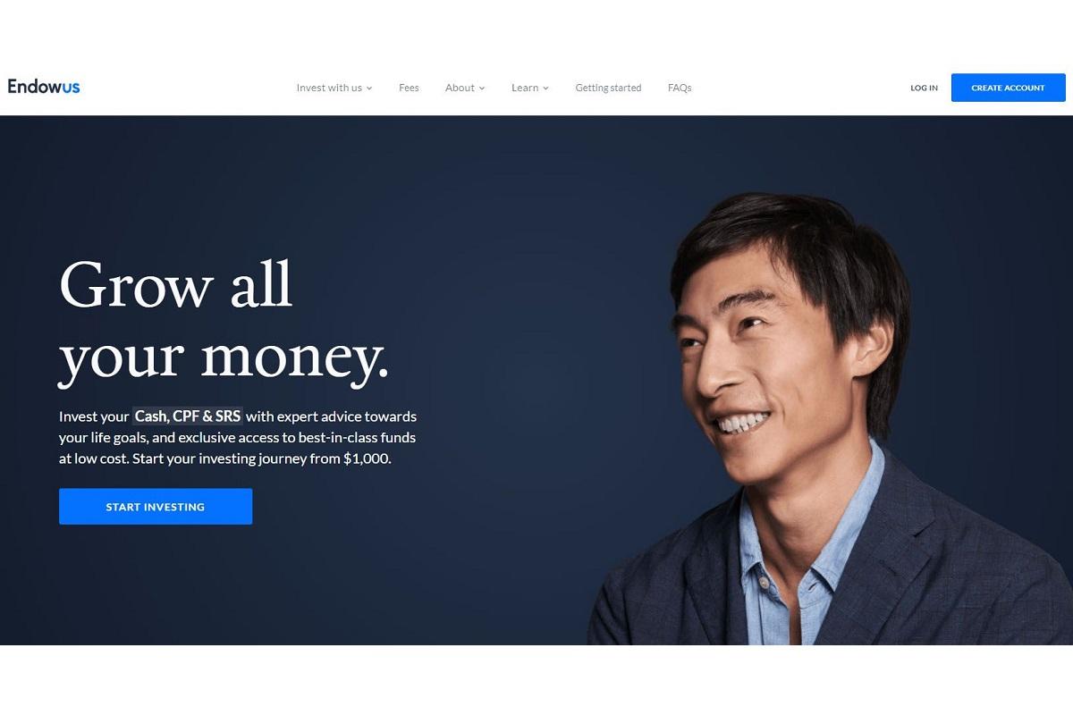 Singapore digital wealth app scores money from UBS, Samsung